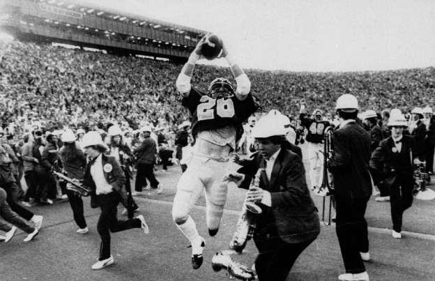 Cal vs. Stanford, 1982