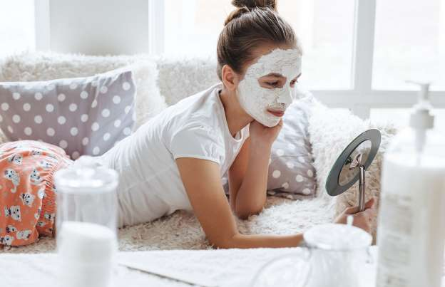 Making your own beauty treatments