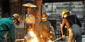 Structural Iron and Steelworkers