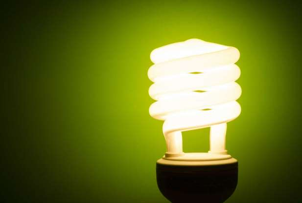 Use energy-saving bulbs