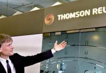 David Thomson & family