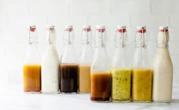 Light Salad Dressing.