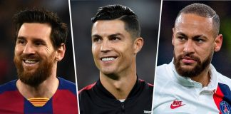 The World's Highest Earning Soccer Players 2020
