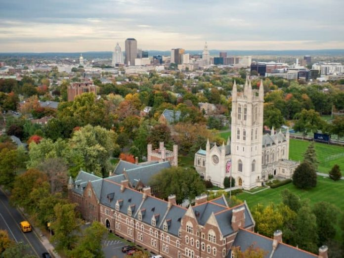 Trinity College Connecticut