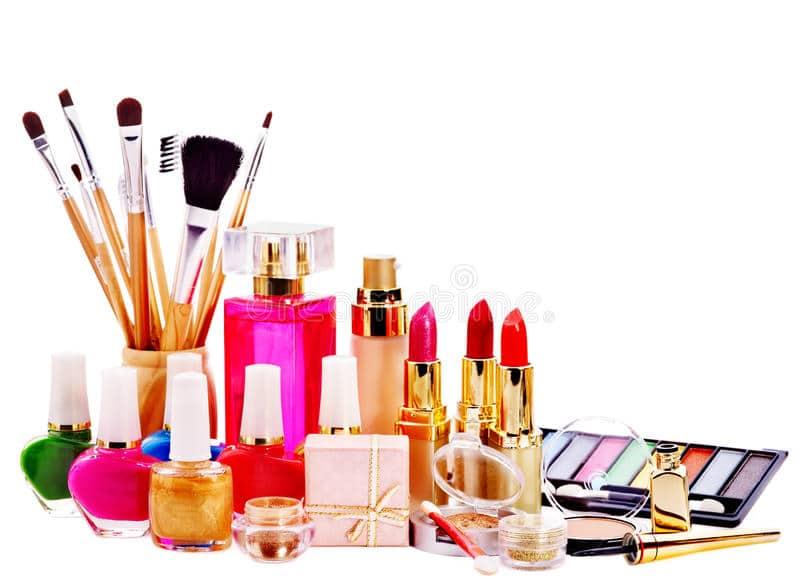 Cosmetics and perfume