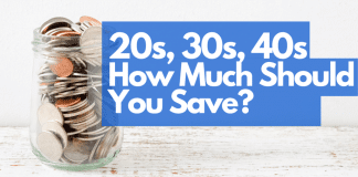 How Much Money You Should Have Saved At Every Age