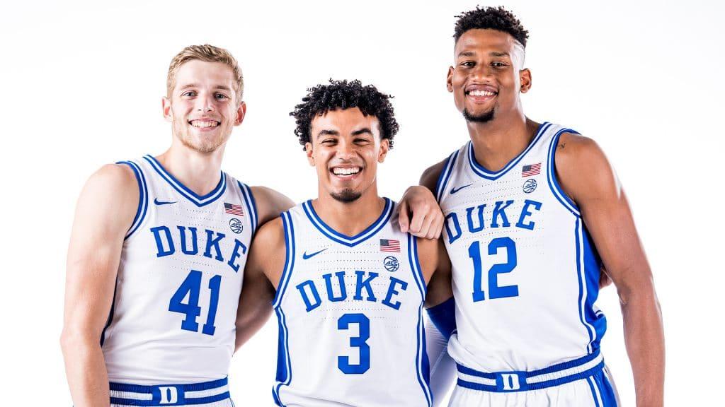Duke University Basketball 2020