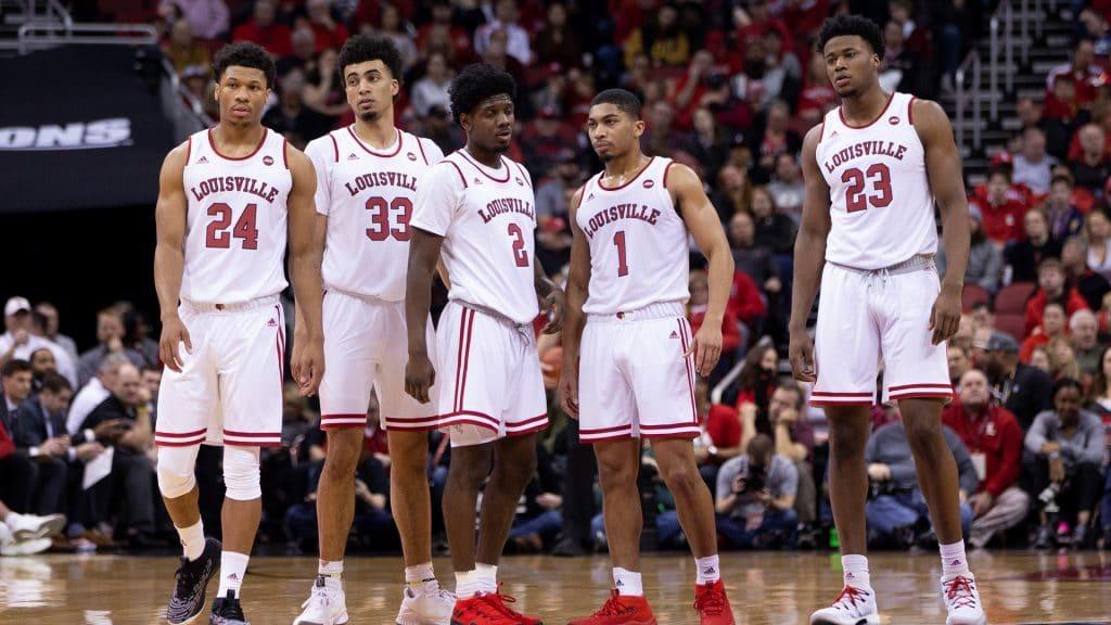 Louisville Cardinals men's basketball team 2020