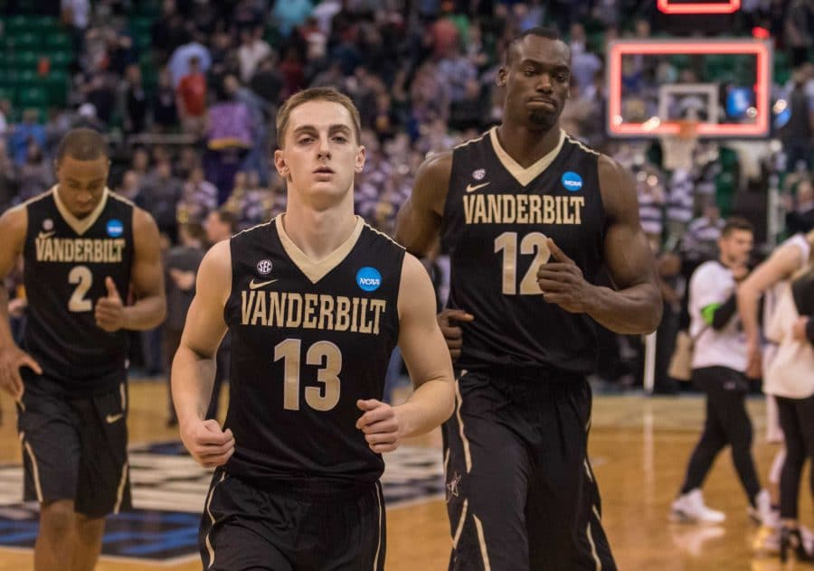 The Vanderbilt Commodores men's basketball team
