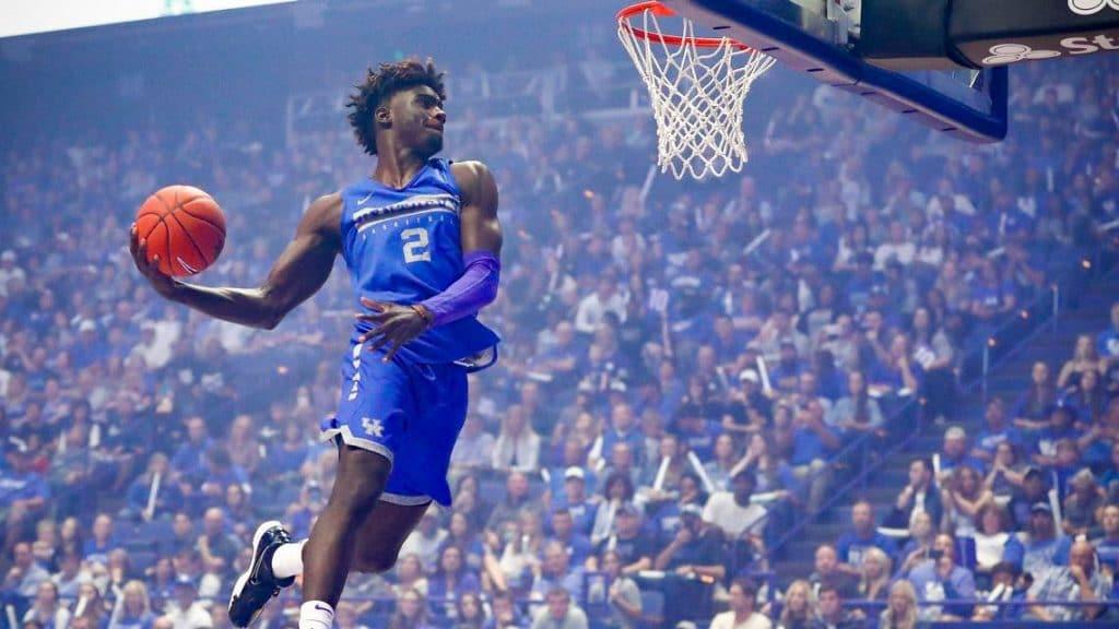 University of Kentucky Basketball 2020