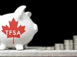 20201 TFSA Contribution Limit