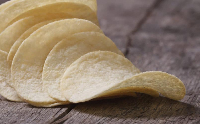 Any baked chips