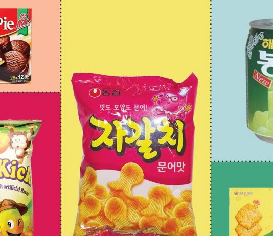 The Best Korean Snacks