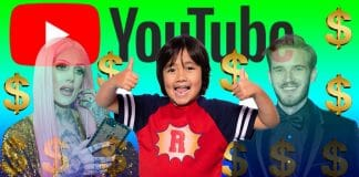 The Richest YouTubers 2021