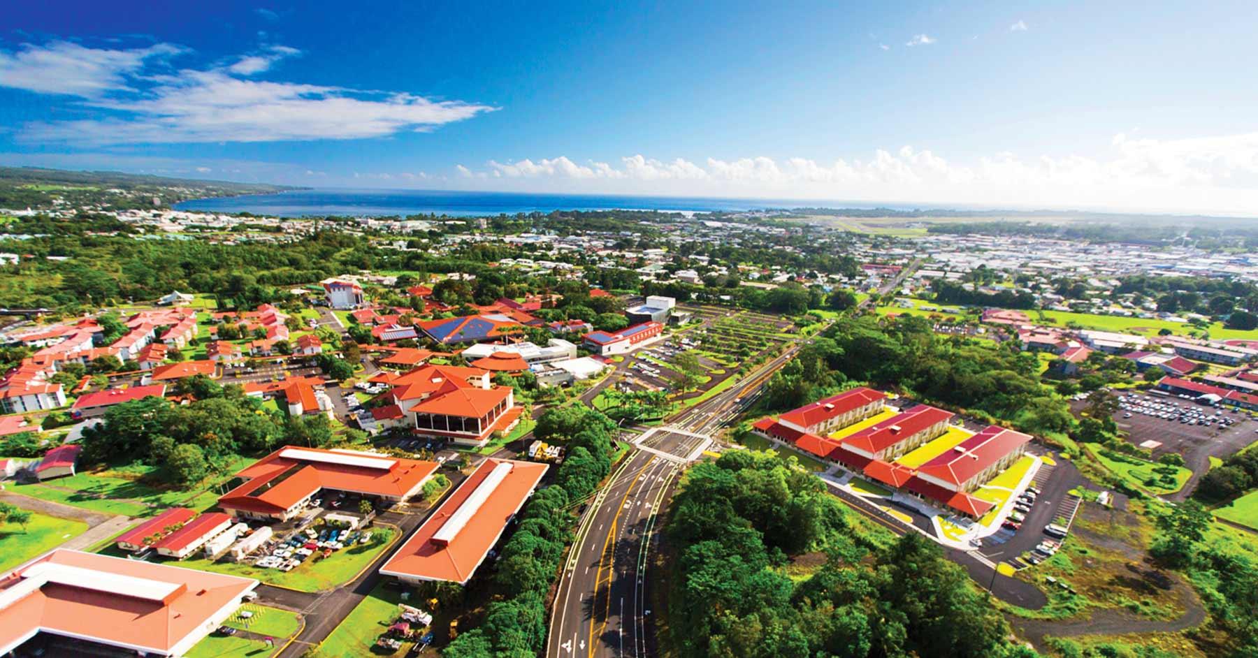 University of Hawaii at Hilo Classes