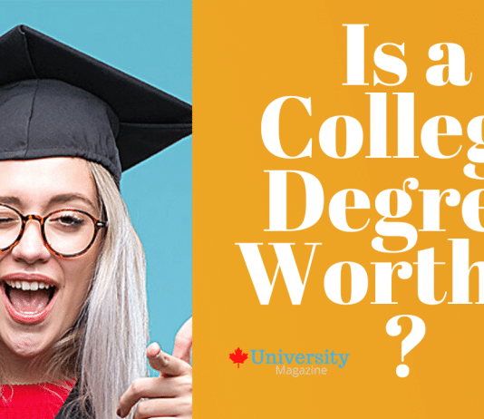 Is a College Degree Worth it