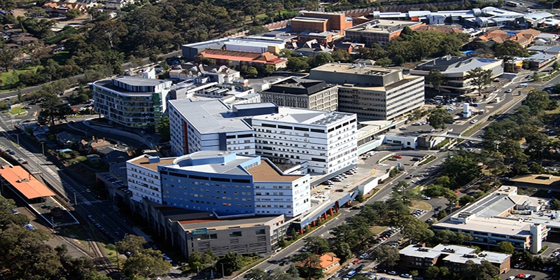 Austin Hospital - Heidelberg
