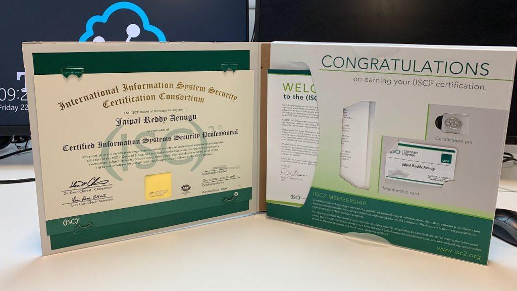 CISSP Certifications