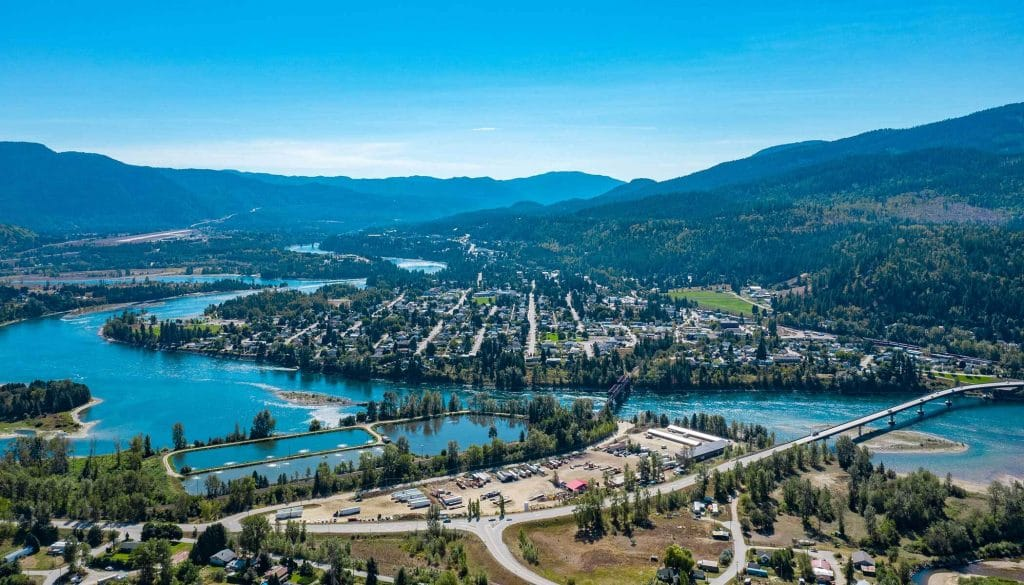Castlegar, British Columbia