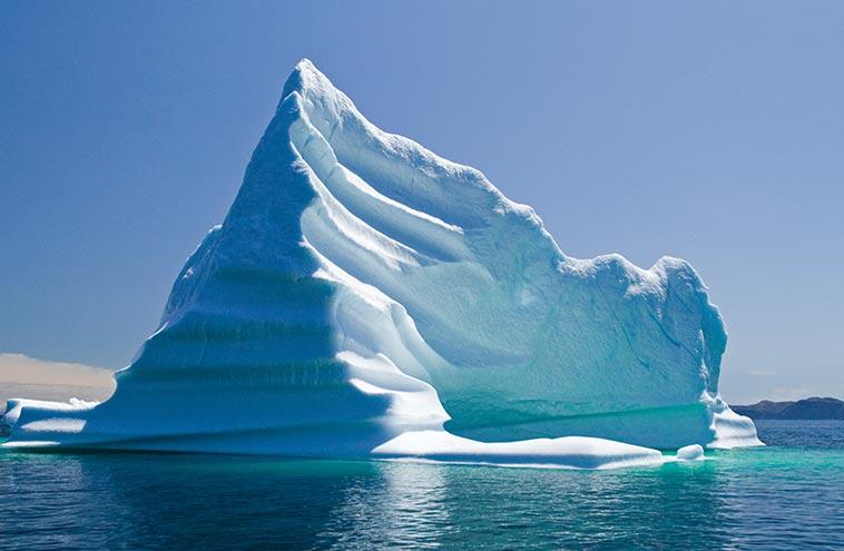Icebergs, NL