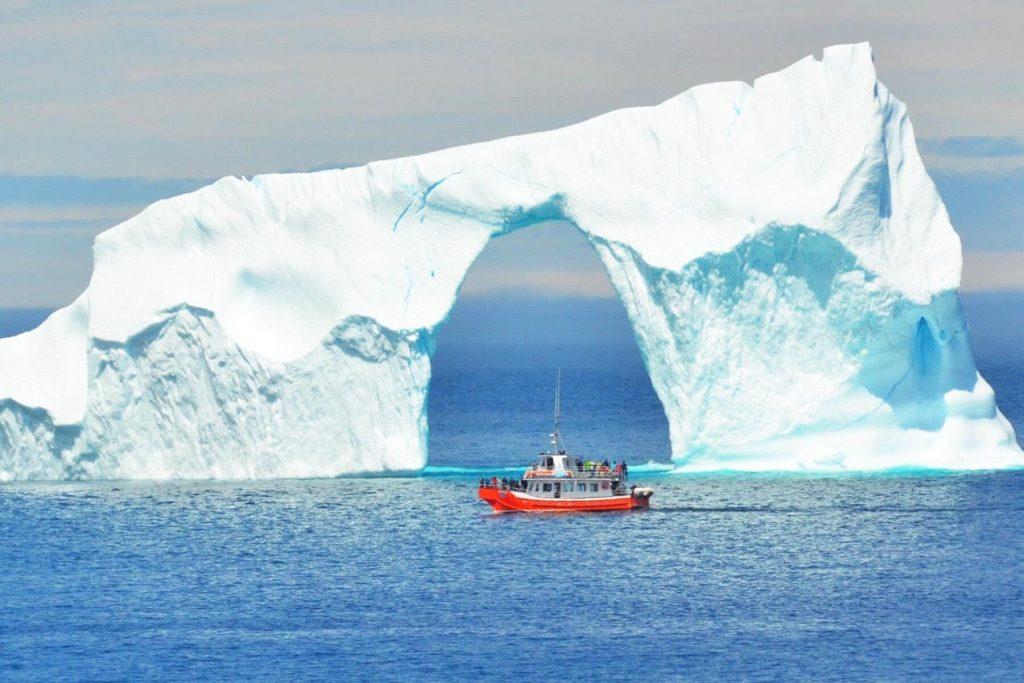 More Icebergs, NL