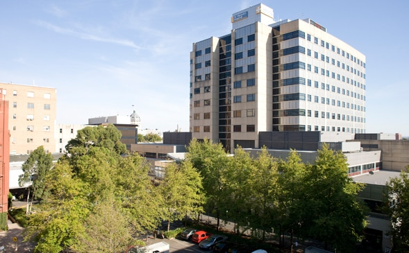St Vincent's Hospital - Fitzroy