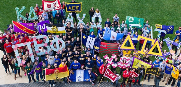 The Best Colleges For Greek Life 2021
