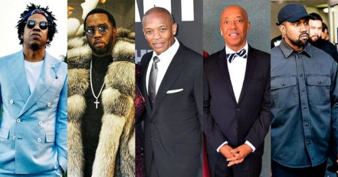 The Richest Rappers In The World 2021