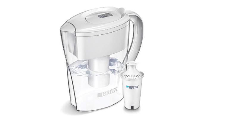 Brita filtered water pitcher