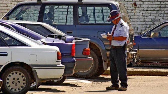 Parking Enforcement Workers