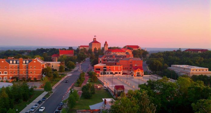 The Best Colleges In Kansas 2021