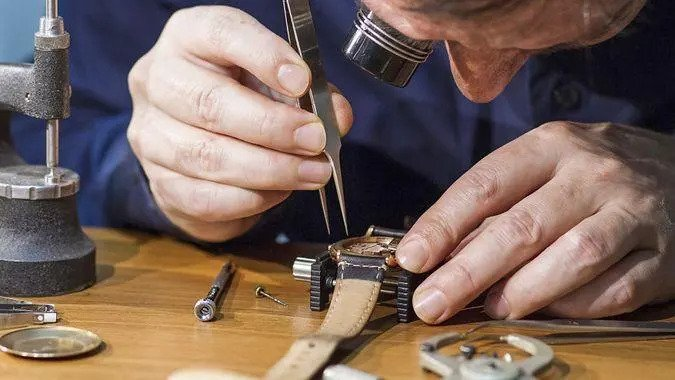 Watch and Clock Repairers