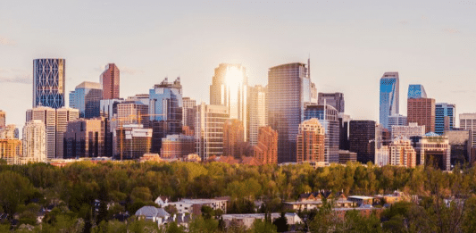 The Cities With The Quality of Life in Canada