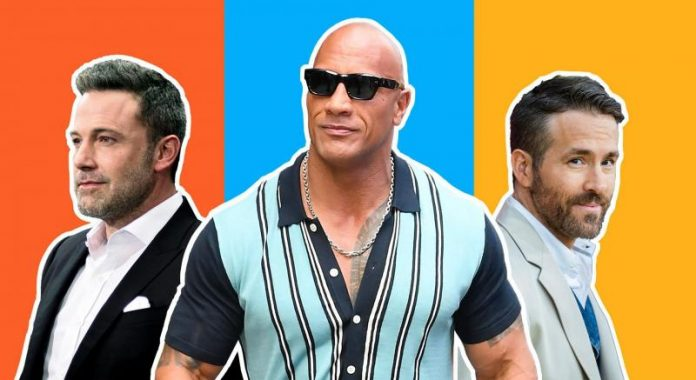 The Richest Actors In The World 2021