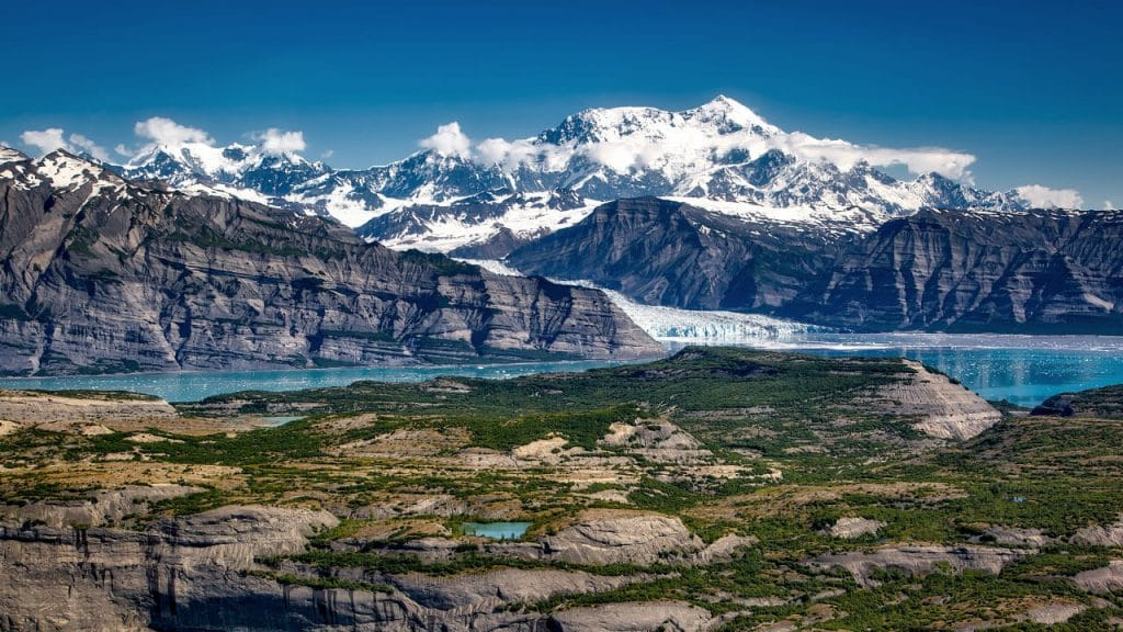 Wrangell - St Elias National Park & Preserve, USA